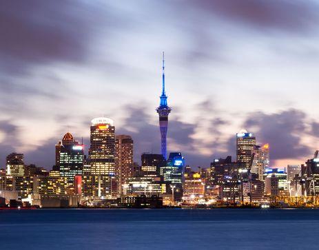 Vuelos a Auckland