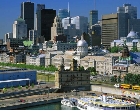 Vuelos a Montreal