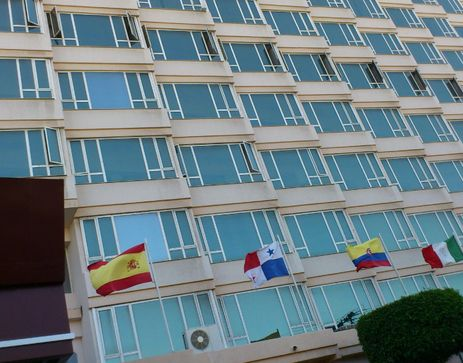 Hotel puerta del sol porlamar en isla de margarita for Puerta de sol margarita